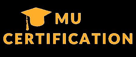 MuCertification.com